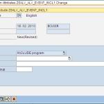 ALV com Evento – Usando a classe CL_SALV_TABLE