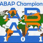1º Campeonato de ABAP – Desafio Lançado! Está valendo!