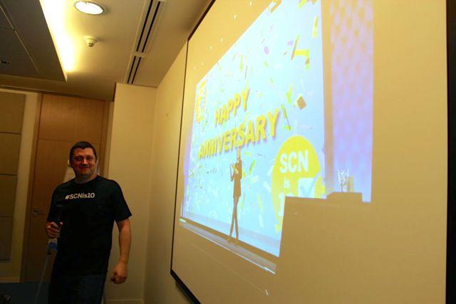 SITSP 2013 - Foto - Keynote