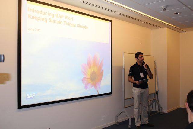 SITSP 2013 - Foto - SAP Fiori