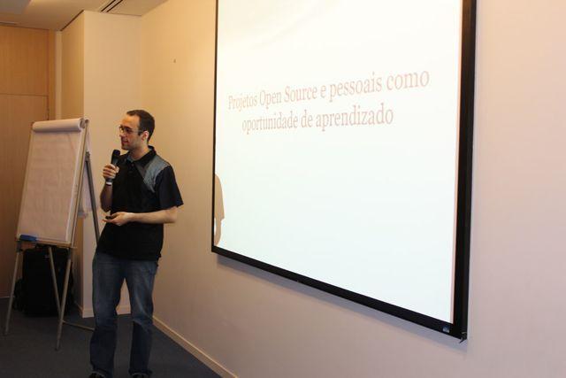 SITSP 2013 - Foto - Projetos Open Source como oportunidade de aprendizado
