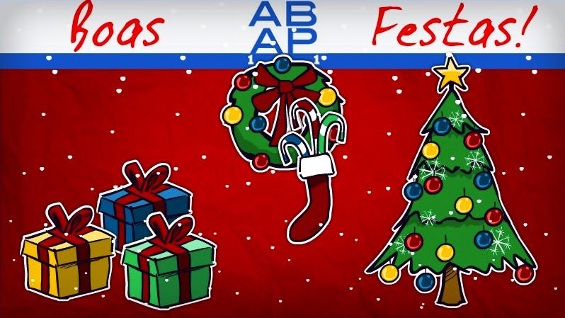 ABAP101 - Cartão de Natal