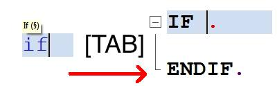 code templeate abap sap logon eclipse 1 - tab