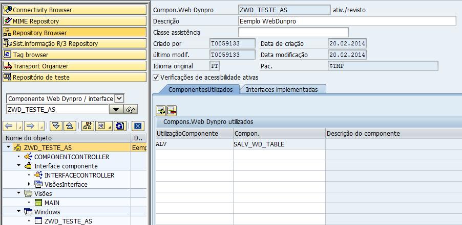 Web Dynpro - ALV 18