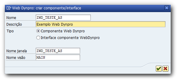 Web Dynpro - ALV 2