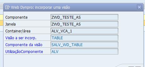 Web Dynpro - ALV 26