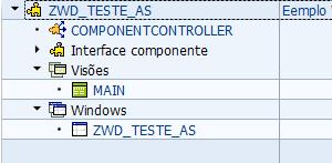 Web Dynpro - ALV 3