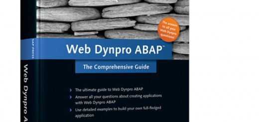 Web Dynpro ABAP - The Comprehensive Guide