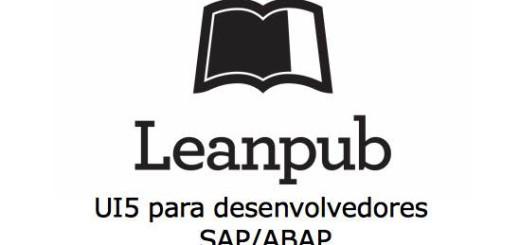 Livro UI5 para desenvolvedores SAP/ABAP