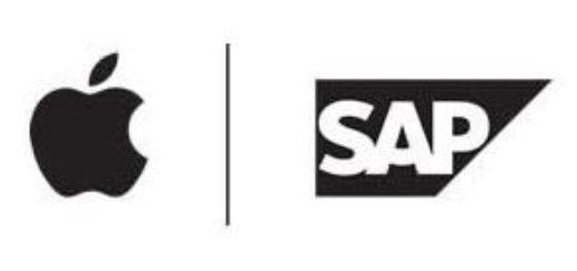 SAPandApple_logos