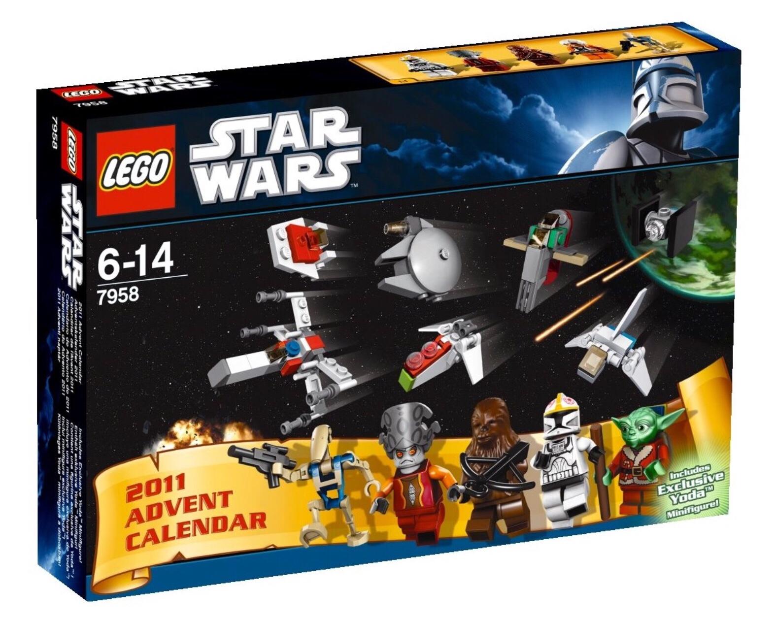 Lego Start Wars Advent Calendar